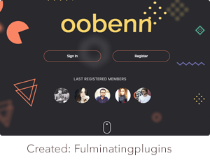 oobenn ||  Plate-forme de réseautage social PHP ultime de style Instagram - 6