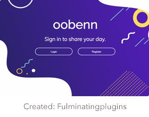 oobenn ||  Plate-forme de réseautage social PHP ultime de style Instagram - 7